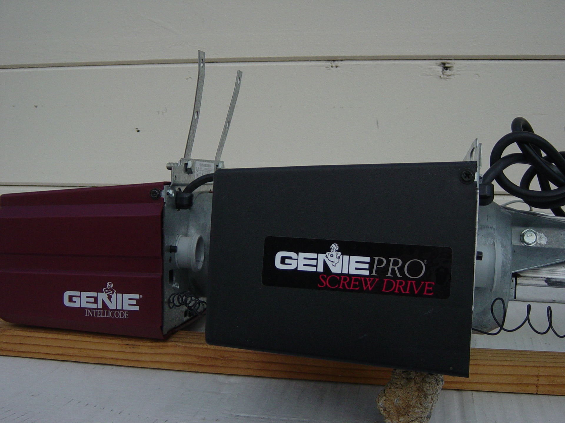Genie Garage Door Openers Garage Sanctum