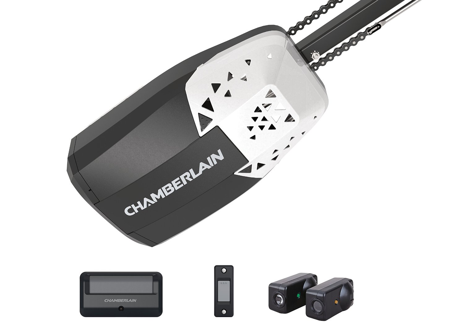 Chamberlain vs Liftmaster garage door openers