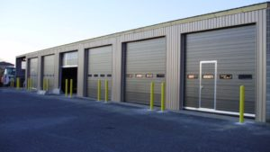 garage door for commercial purposes