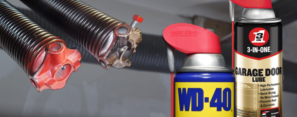 Best Garage Door Lubricants