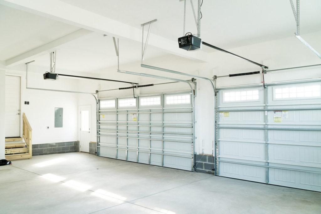 garage door opener installation costs