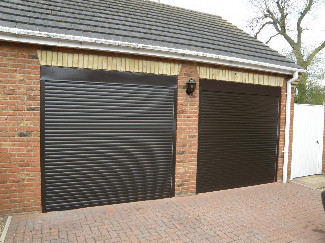Sizes And Installation Cost Of Roll Up Garage Doors Garage Sanctum