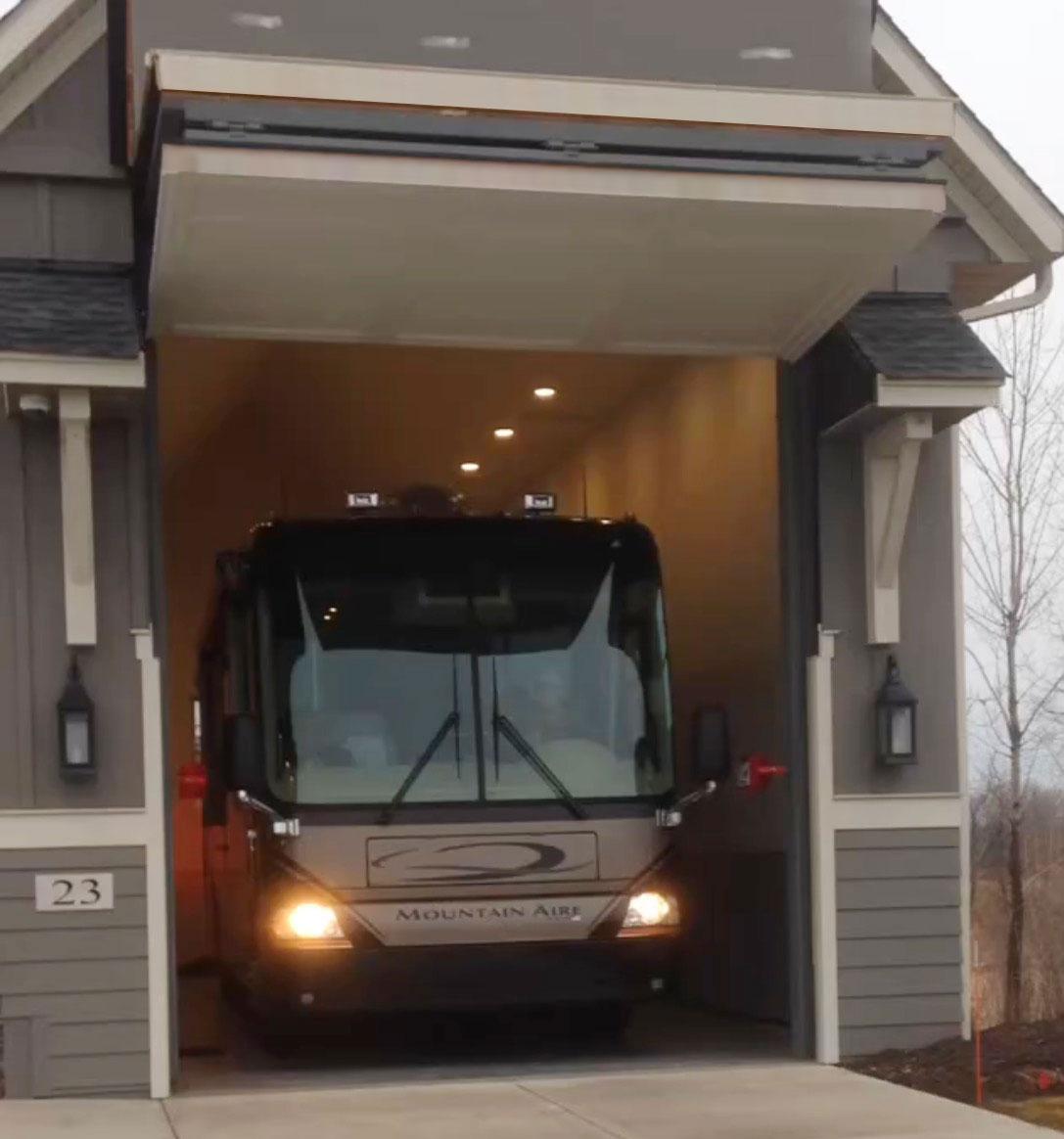 Rv Garage Doors All You Should Know Garage Sanctum