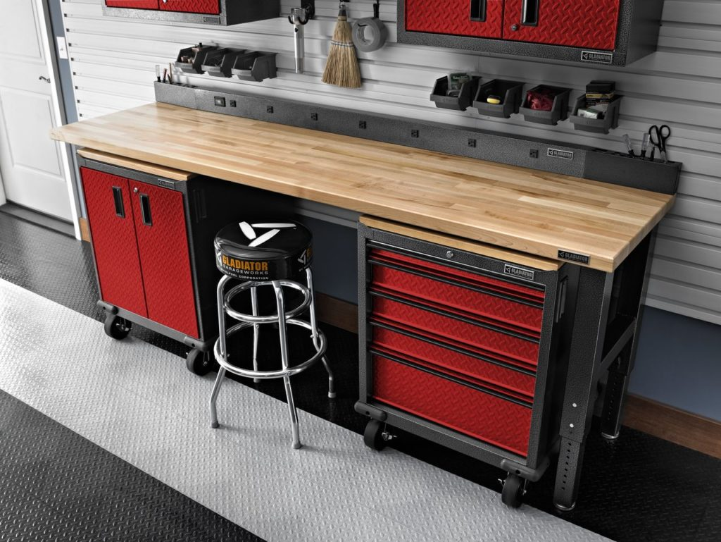 Outstanding 5 Best Garage Workbench Review Garage Sanctum Machost Co Dining Chair Design Ideas Machostcouk
