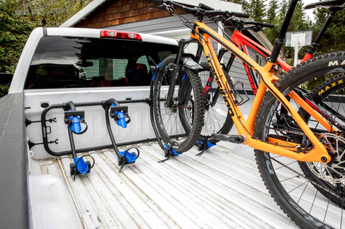 5 Best Truck Bed Bike Racks Review 2020