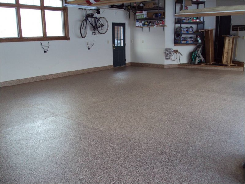 5 Types Of Garage Floor Coverings