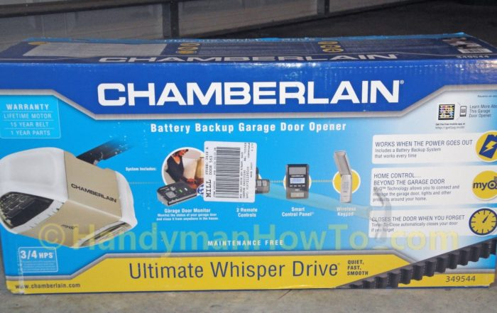 Best new Chamberlain garage door openers tested and reviewed