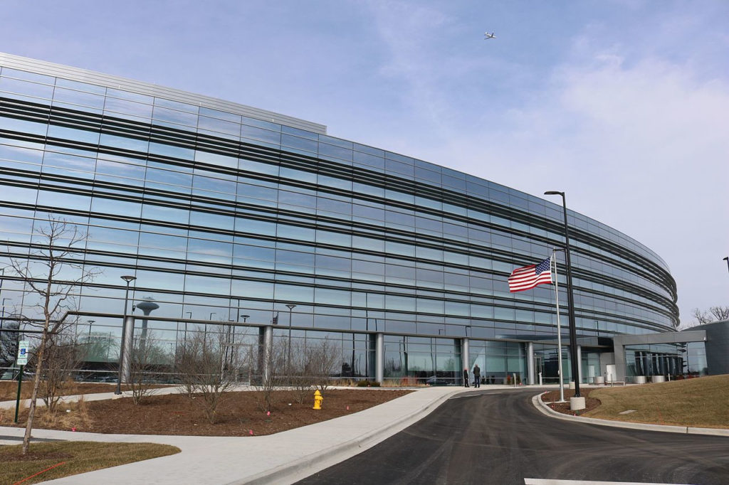 Chamberlain_Group_global_headquarters.