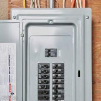 Garage Door Opener Circuit Breaker Size
