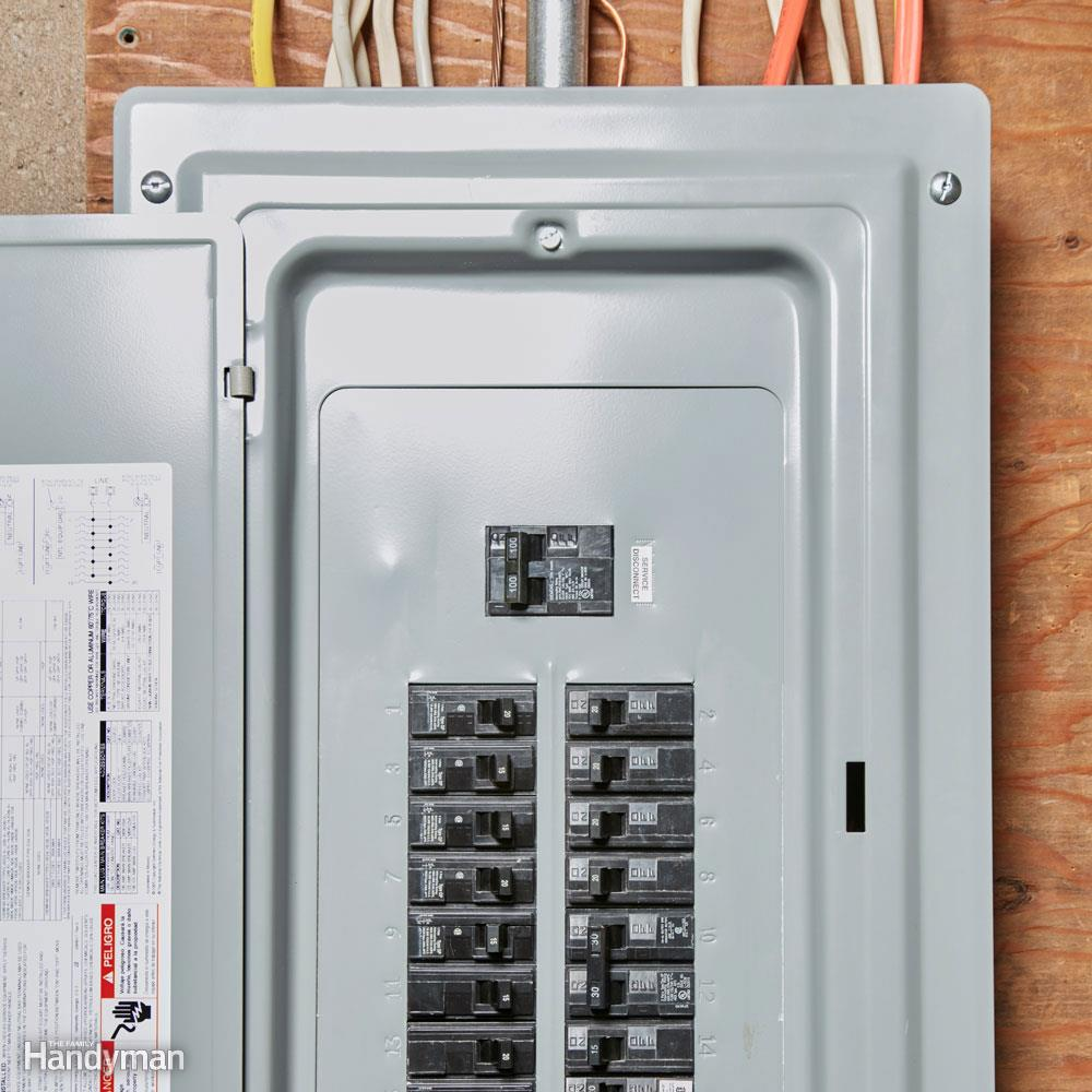 Garage Door Opener Circuit Breaker Size