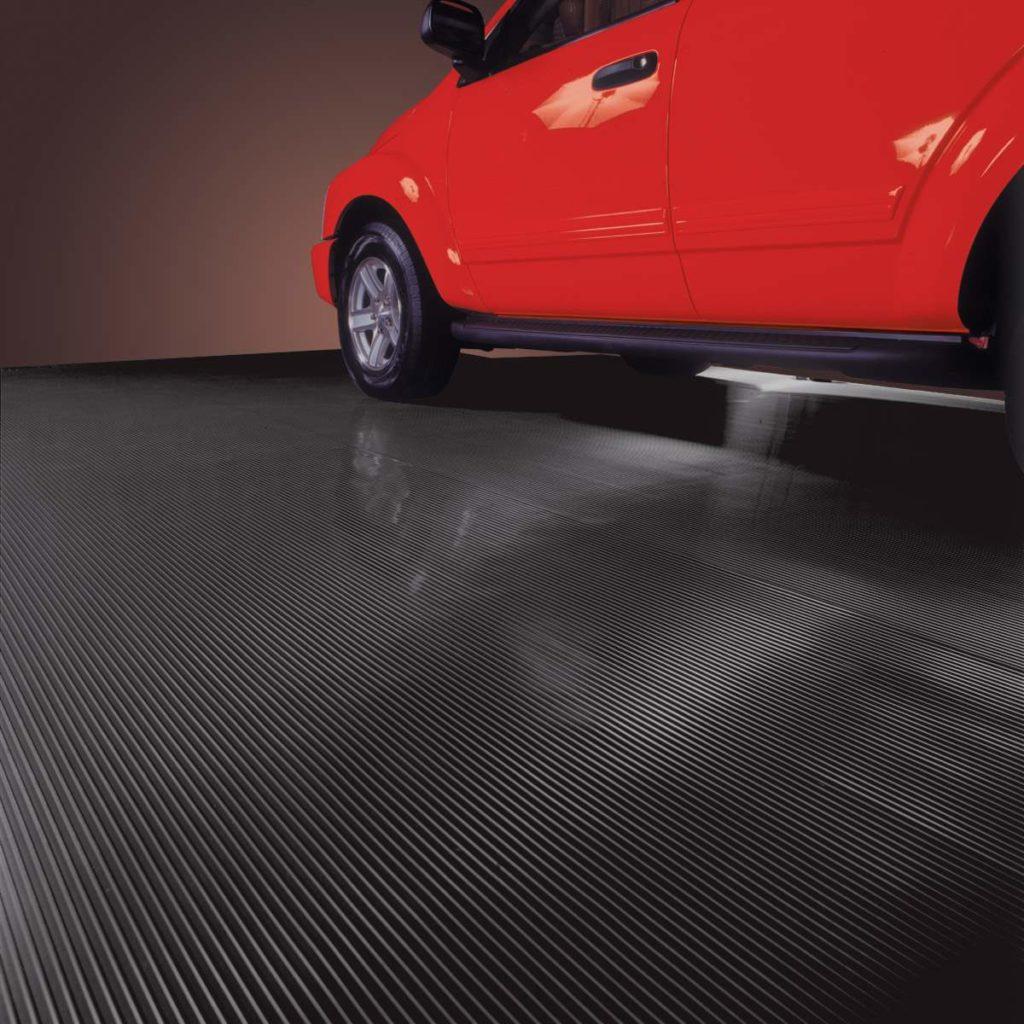 Garage floor coverings sizes