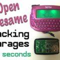 Hacking Garage Door Opener