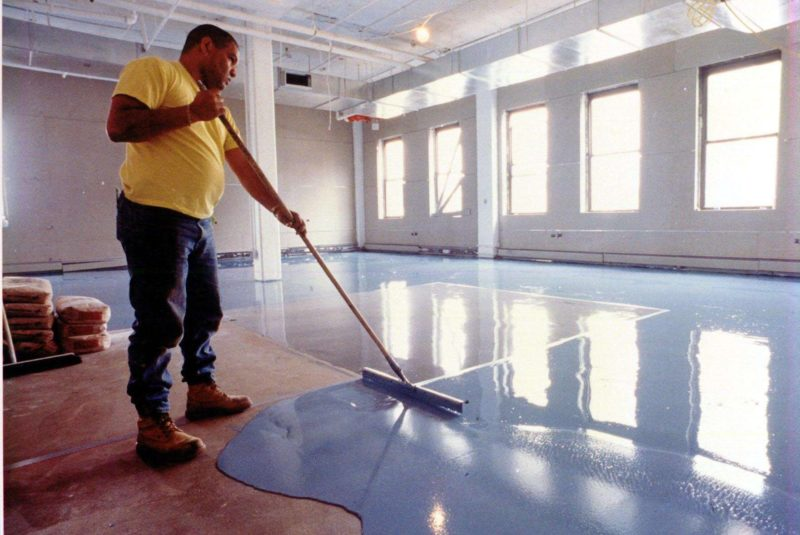 Should We choose floor coating or floor covering