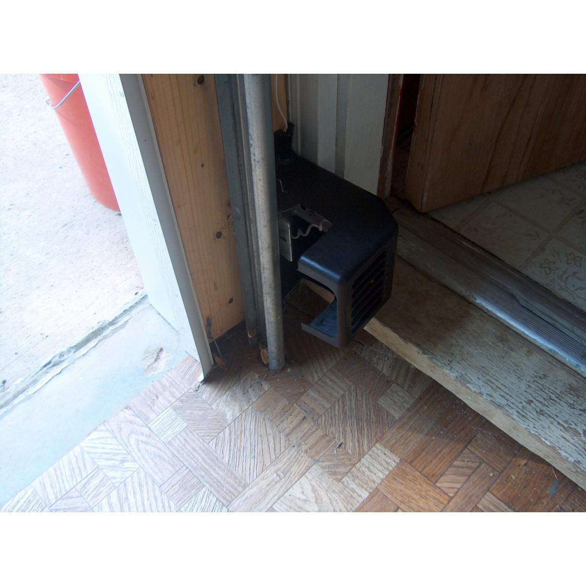 garage door sensor problems