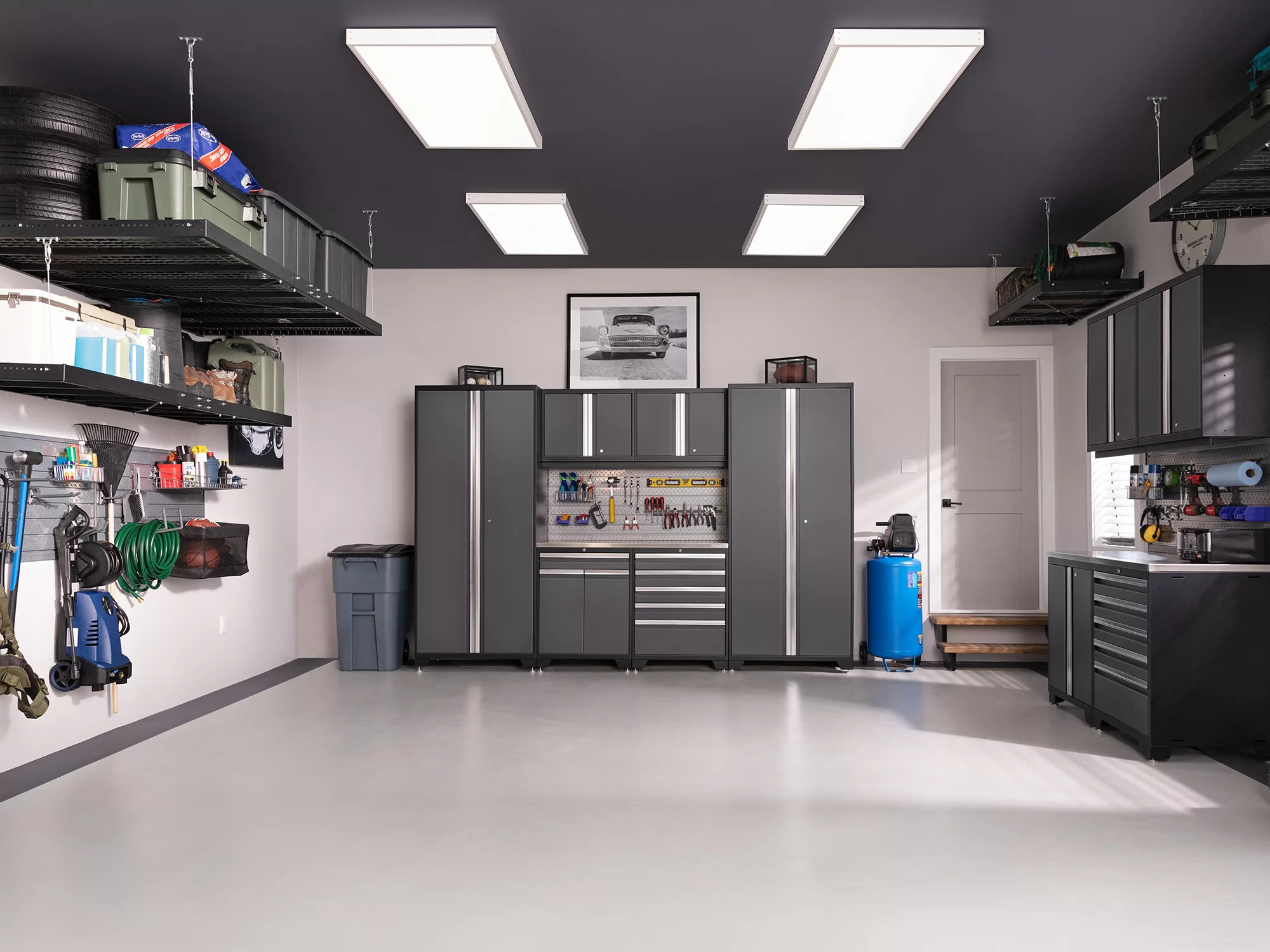 Garage Storage Systems: Benefits, Advantages, and Tips