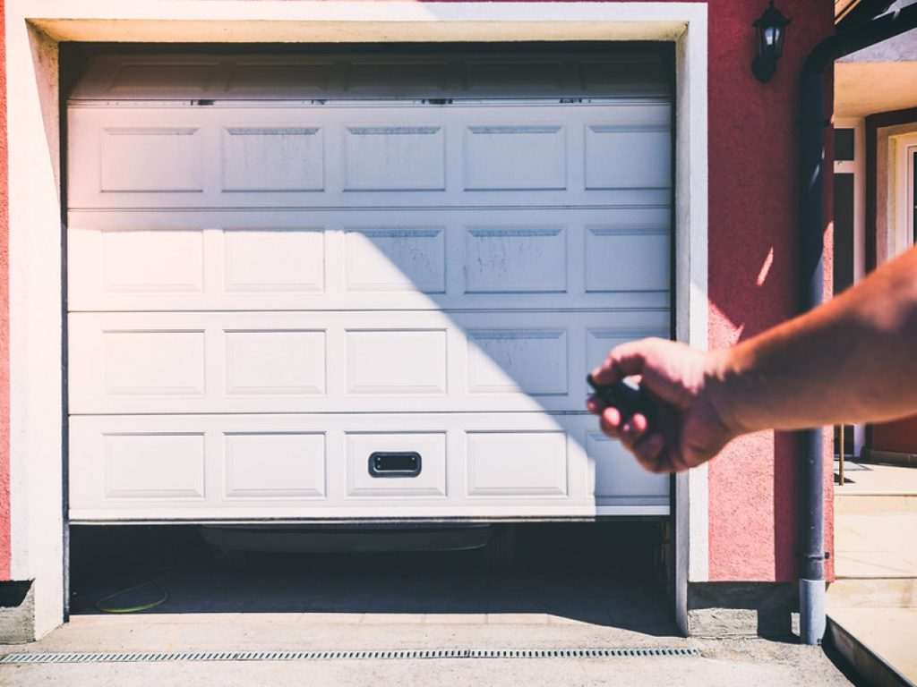 how to choose garage door opener