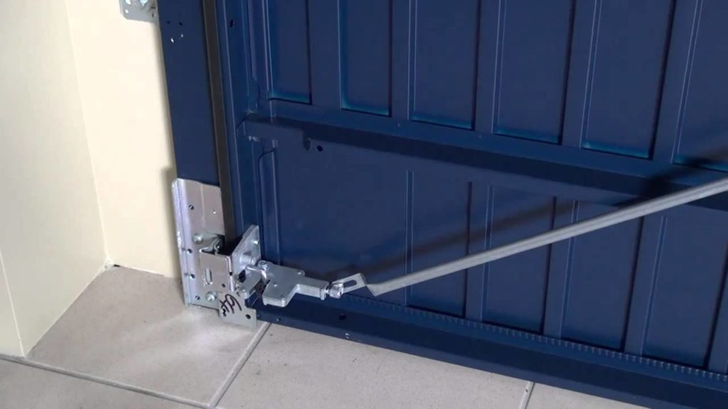 secure your garage door