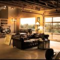 turning garage into living space