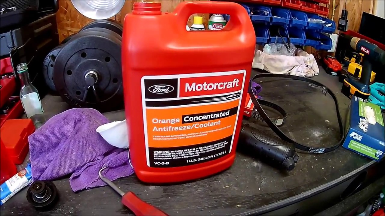 7 Best Antifreeze Products (Coolant) Review 2020