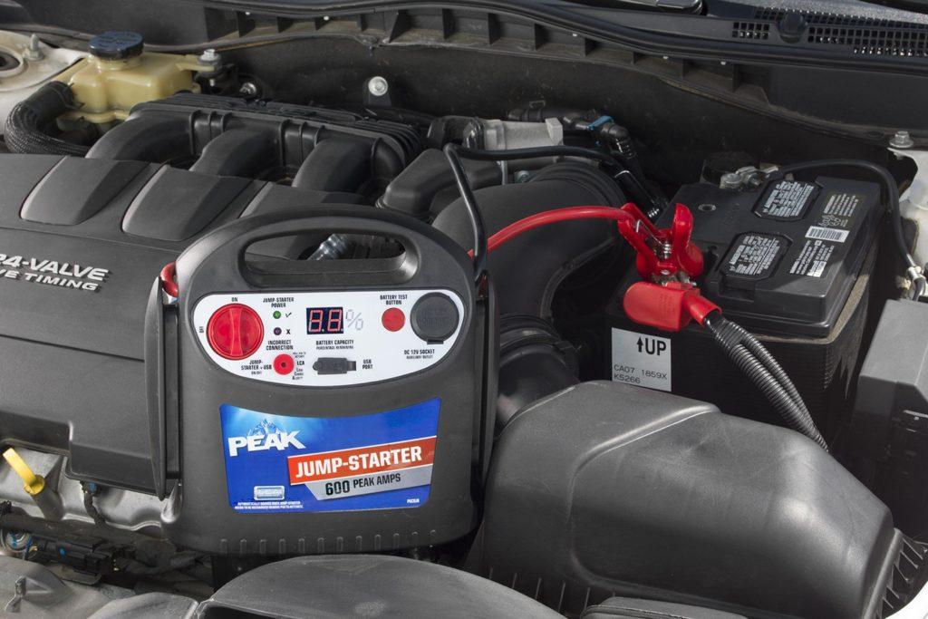 8 Best Car Battery Jump Starter Reviews