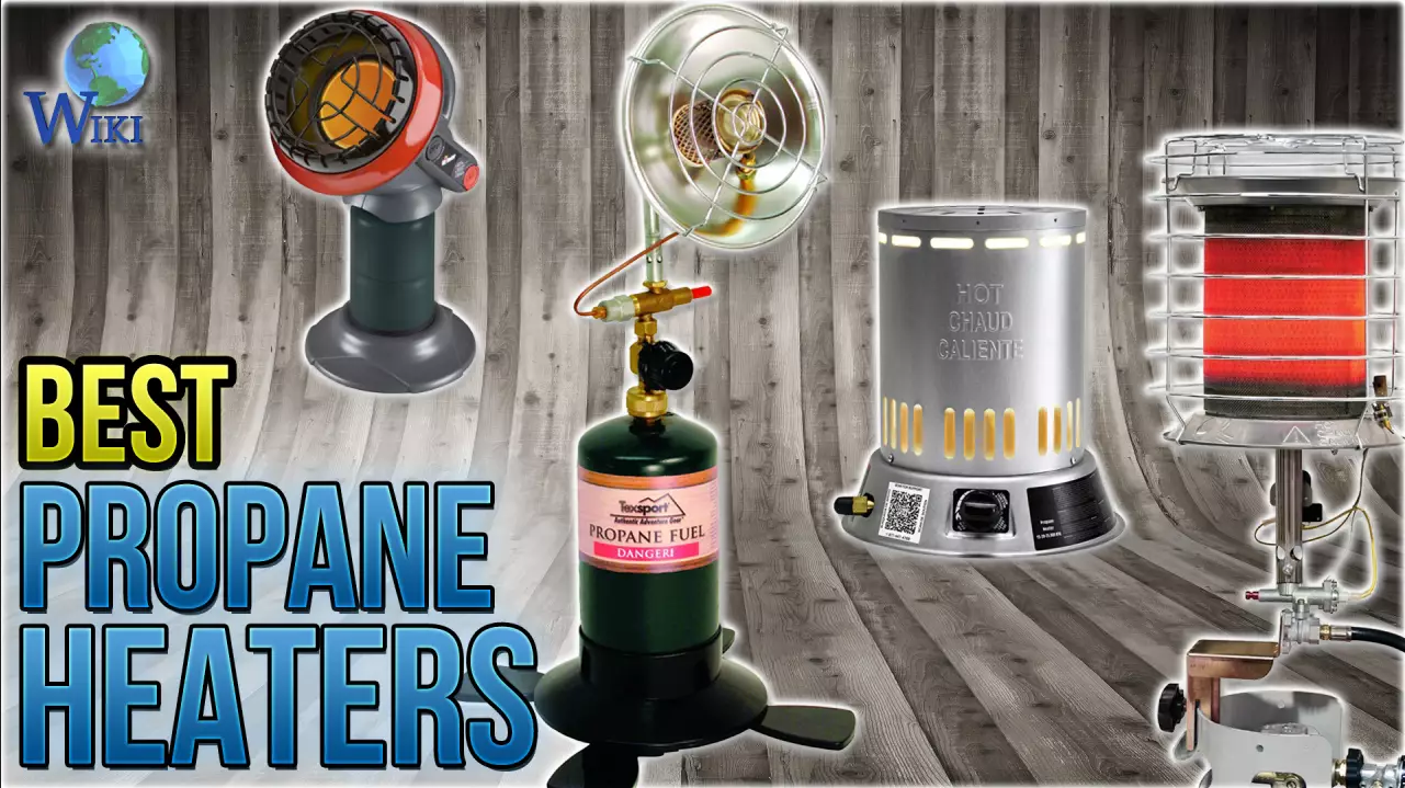5 Best Propane Heaters Reviews (2020)