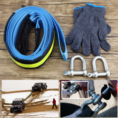Best Tow Recovery Strap Reviews 2019