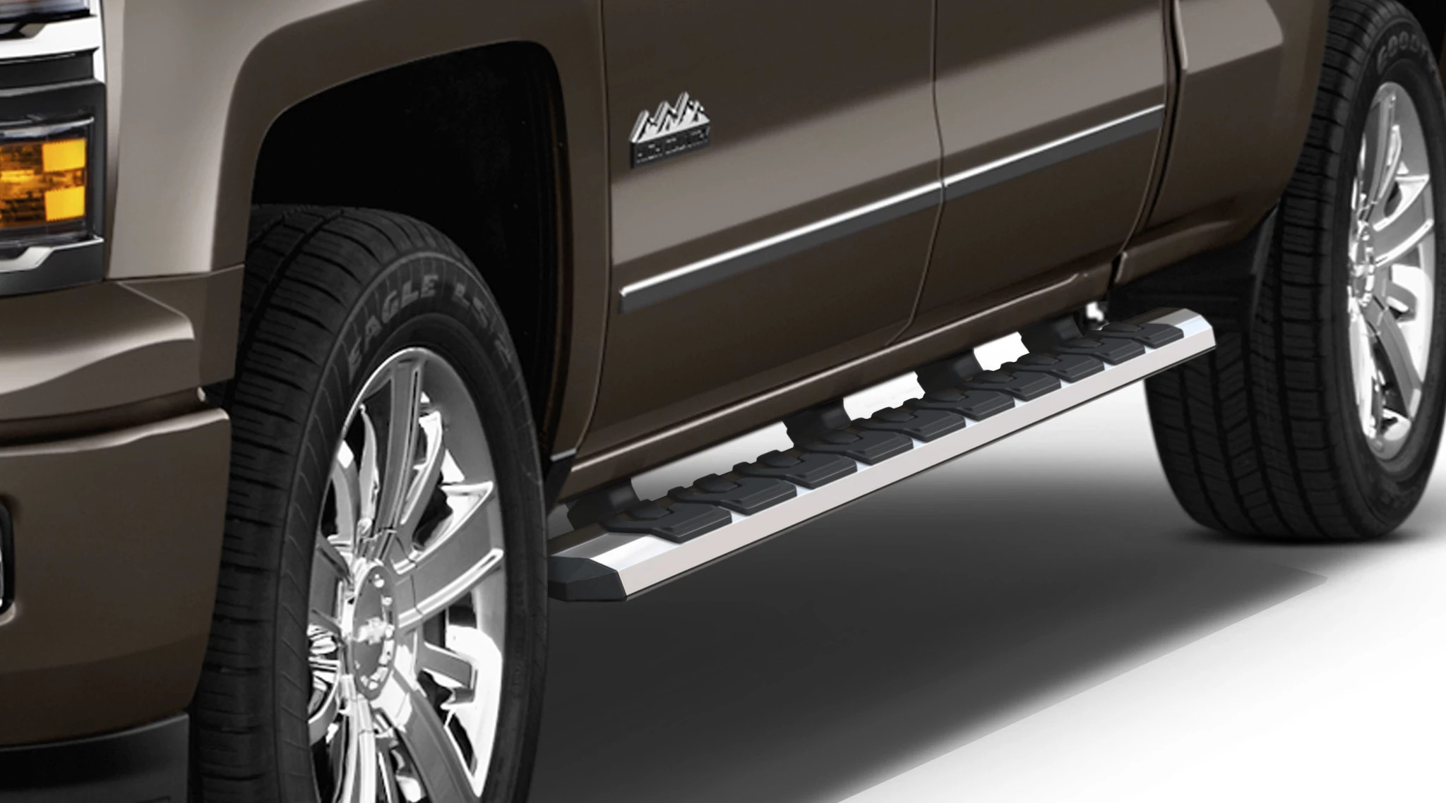 How do I Choose a Running Board for My Truck
