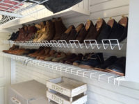 Tips for Storing your Shoes in a Garage