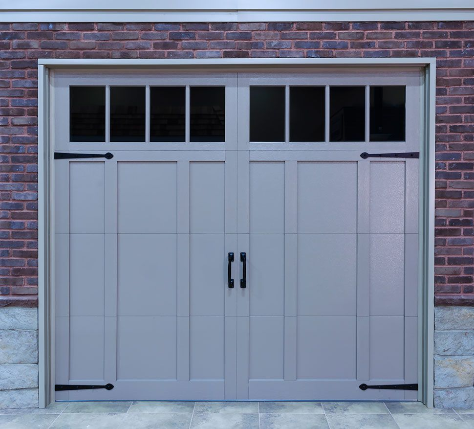 Why you should add Aluminum Capping Around Your Garage Door?