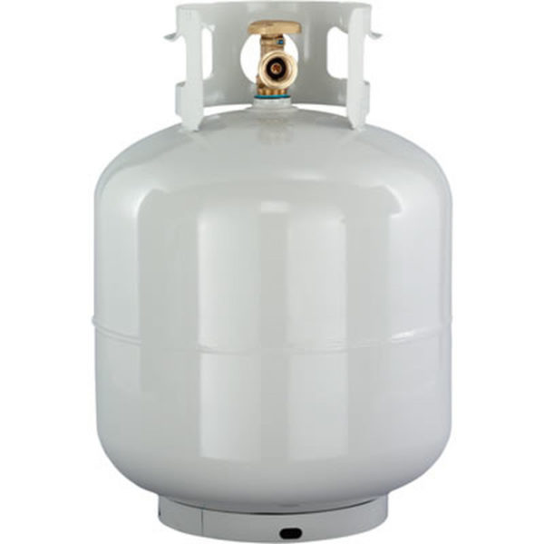 Photo of propane gas tank
