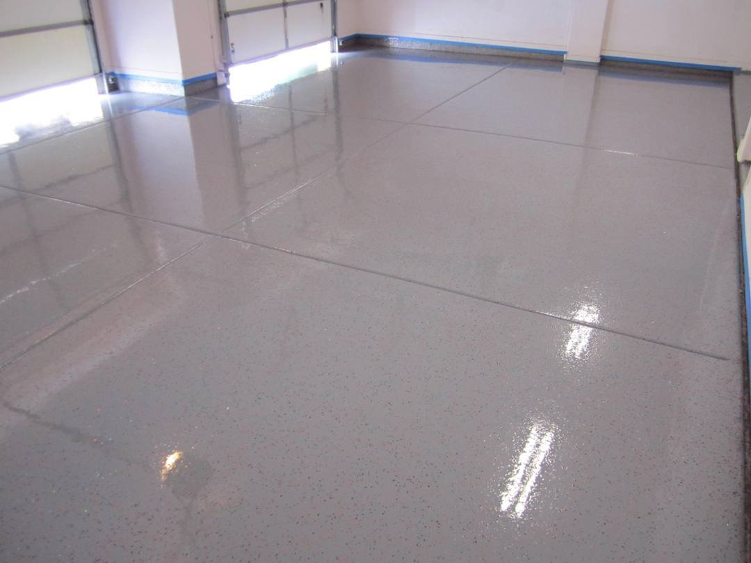Garage Floor Clear Coat Guide
