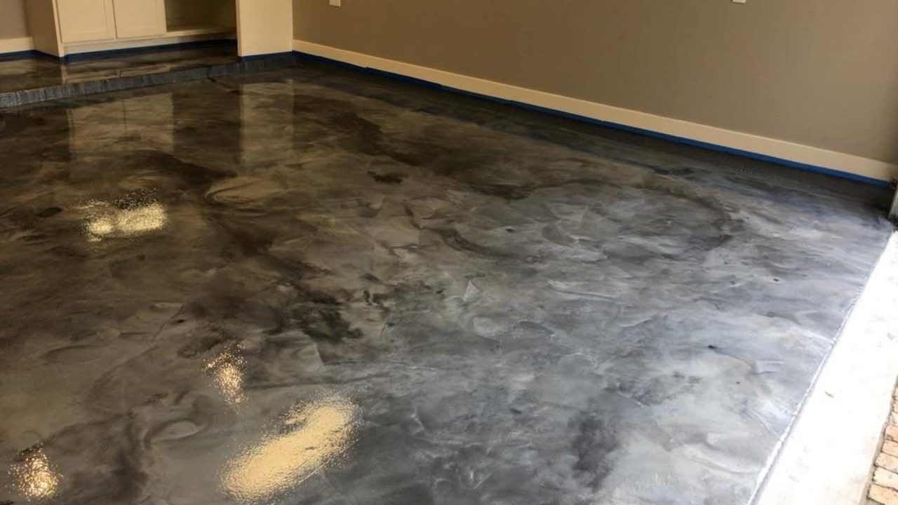 Garage Floor Coating Cost Guide Sanctum