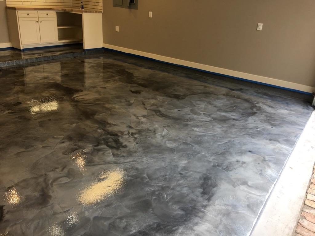 Garage Floor Coating Cost - Guide