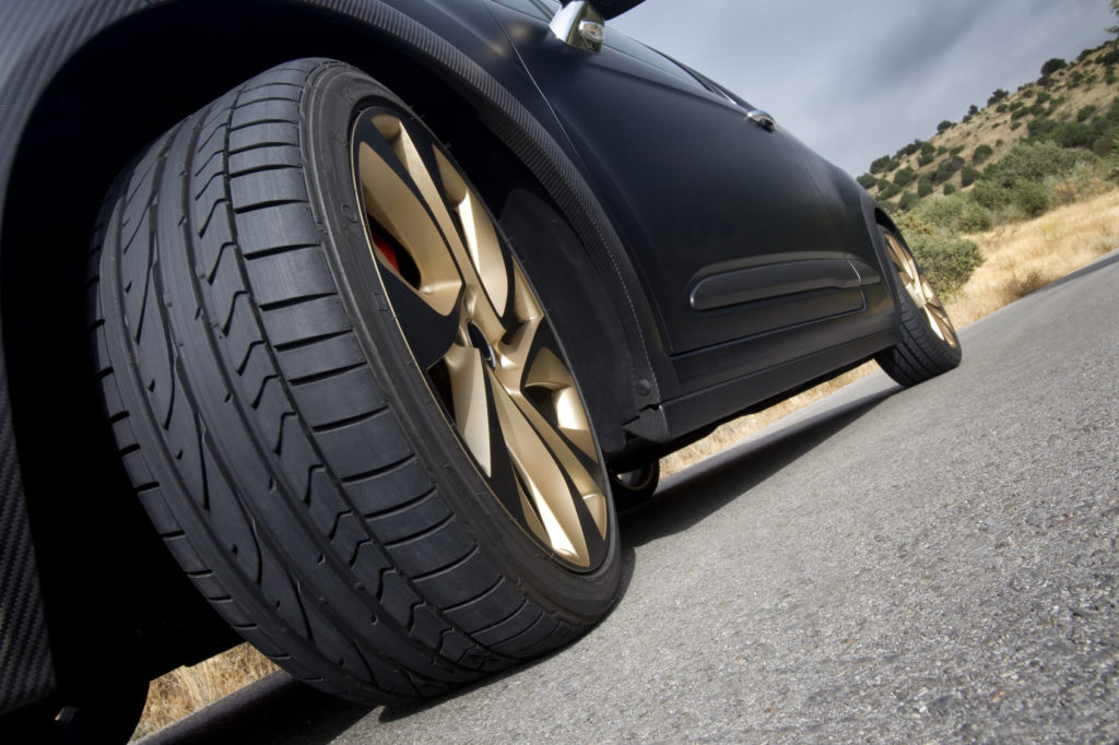 How do you Know Which Tire Needs Air?