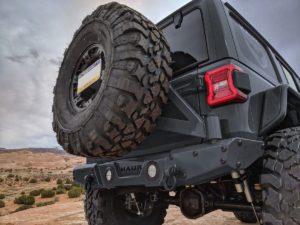 Jeep Wrangler Tire Size Chart