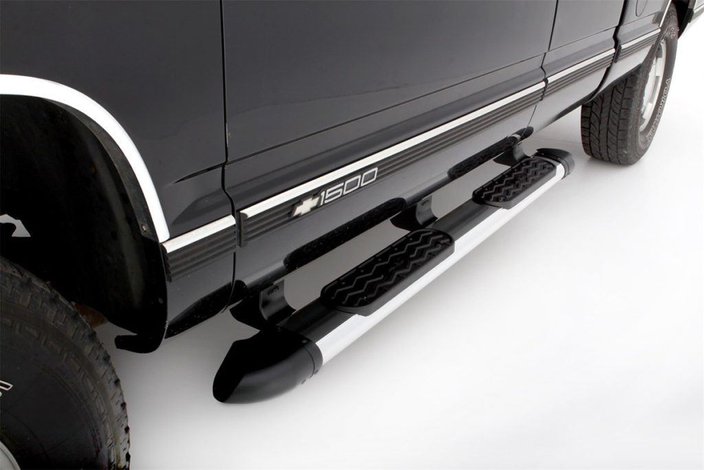 Nerf Bars vs. Running Boards, Pros, Cons, and Differences