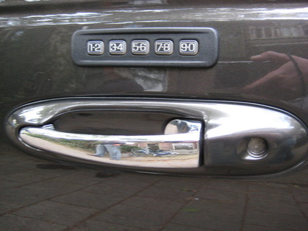 Door Handles and Locks
