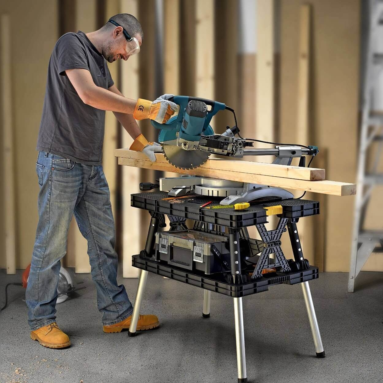 7 Best Folding Work Table Review 2020