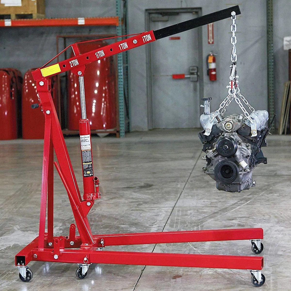 5 Best Engine Hoist Review 2020
